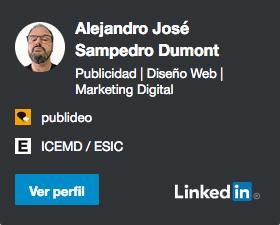 Alejandro José Sampedro Dumont en LinkedIn