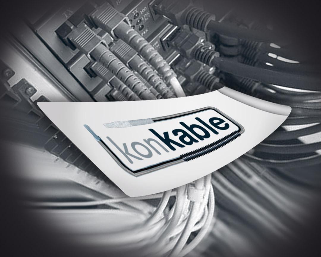 Diseño de logotipo para konkable